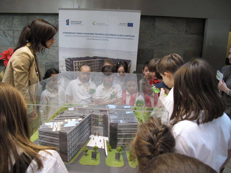 Działalność edukacyjna Parku Naukowo-Technologicznego
